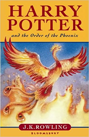 JK Rowling - Harry Potter And The Order Of The Phoenix Audio Book