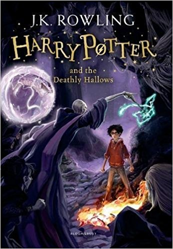 Book 7 Harry Potter And The Deathly Hallows Audio Book