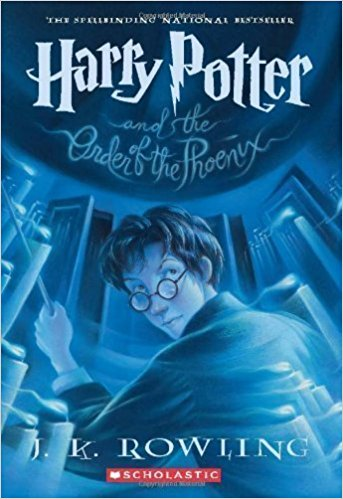 J. K. Rowling - Harry Potter and the Order of the Phoenix Audio Book