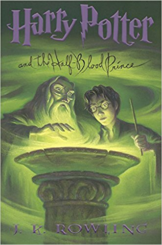 J.K. Rownling - Harry Potter And The Half Blood Prince Audio Book