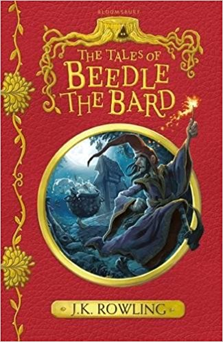 Harry Potter The Tales of Beedle the Bard Audio Book