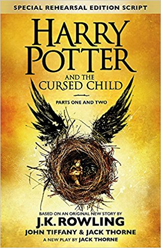 Harry Potter and the Cursed Child Audio Book.